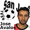 Real San Jose Jose Avalos