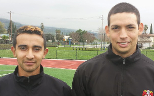 Jose Avalos and Jonathan Arellano