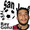Real San Jose Ray Gonzalez